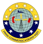 1965th Communications Squadron Magnet