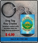 C-141 Mission Complete Key Chain