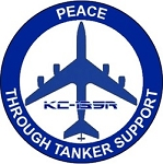 KC-135R Decal