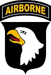 101st Airborne Division Decal