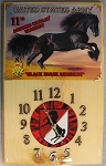 11th Armored Cavalry Regiment Clock