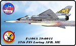 F-106 (Customized) Refrigerator  Magnet