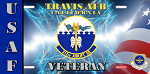312th Airlift Squadron Veteran License Plate