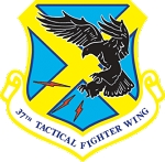 37th TFW  Decal