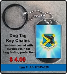 37th TFW Key Chain