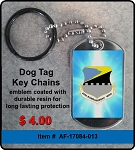 449th BMW Key Chain