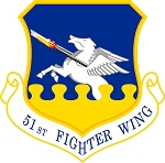 51st FW Decal