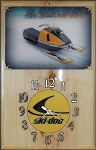 1971 Ski Doo TnT 640 Clock