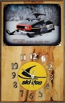 1975 Ski Doo TNT 245 RV Clock