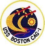 USS Boston (CAG-1) Decal