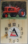 Allis Chalmers WD-45 Clock