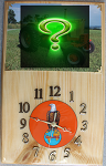 Case (Custom) Clock