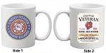 Cold War Coast Guard Veteran Mug