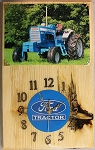 Ford 8600 Clock