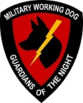 MWD Guardians of the Night Decal