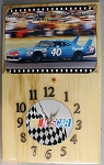 1970 Plymouth Superbird #41 Pete Hamilton Clock
