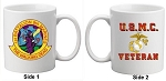 1st BN 9th Marines Veteran Mug